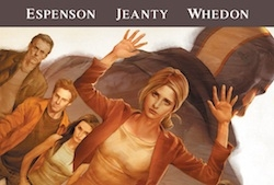Buffy Season 8 comic