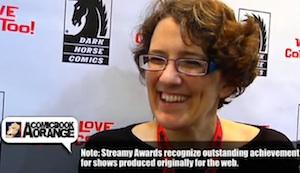 Jane Espenson on A Comicbook Orange