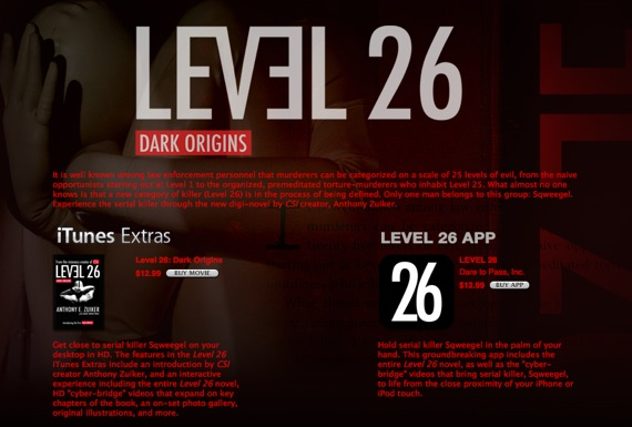 Level 26 iPhone App