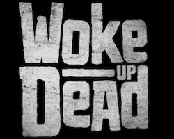 Logo - Woke up Dead