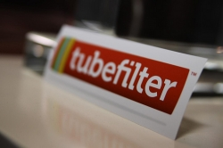 Tubefilter sticker - meetup