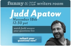 Judd Apatow - Funny or Die