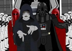 Star Wars Gangsta Rap Chronicles