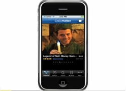 Dailymotion iPhone App