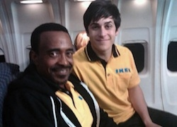 David Henrie - Tim Meadows