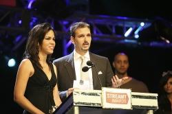 Steve Woolf and Zadi Diaz