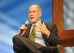 Michael Eisner at NATPE
