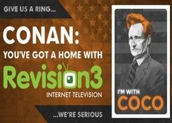 Conan Revision3
