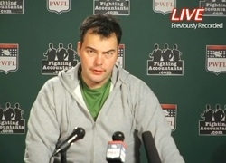 Pee-Wee Football Press Conferences