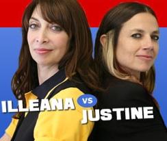 Illeana vs Justine