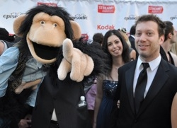 Monkey News on Red Carpet