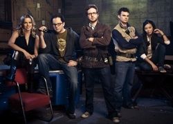 Ghostfacers 1 - web series