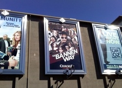 The Bannen Way billboard