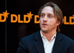 Chad Hurley - YouTube - Streamys - 250