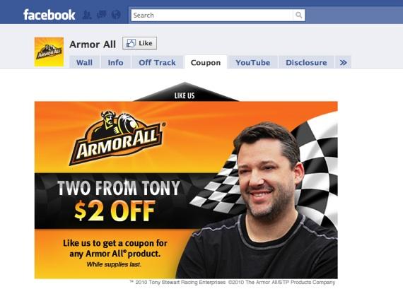 Armor All - facebook