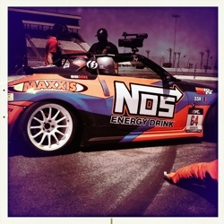 NOS drift racing