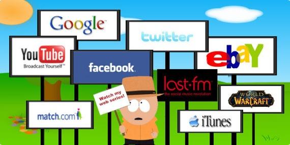 web series marketing