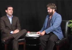 Between Two Ferns - Steve Carell
