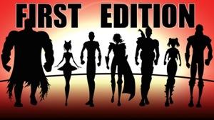 First Edition logo