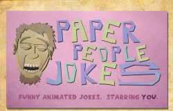 Paper People Jokes