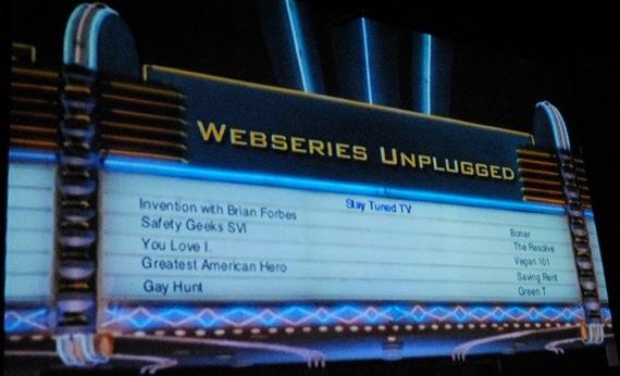 Web Series Unplugged