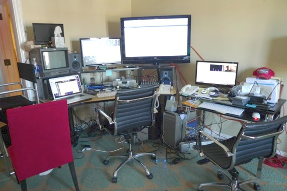 YH - control room