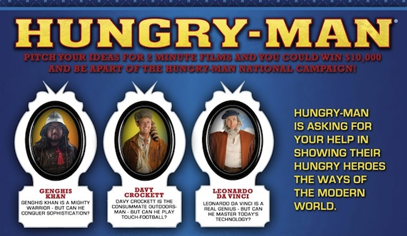 Filmaka Hungry Man
