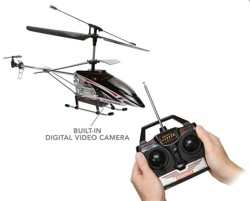 HoverSpy RC Copter Camera - gift ideas