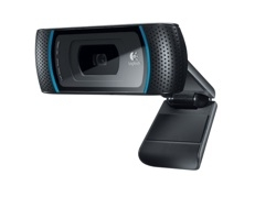 Logitech HD Pro Webcam C910 - gift ideas