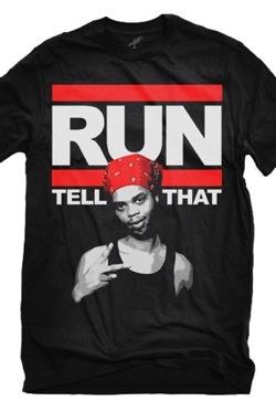 Antoine Dodson - Run Tell That t-shirt