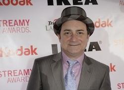 Kevin Pollak - streamy awards 2010
