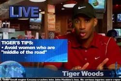 Sports Ballz - Tiger Woods