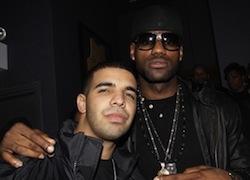 Drake-LeBron-James