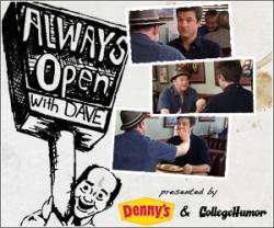 Denny's Always Open