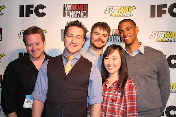 Subway - Jeff & Ravi at SXSW