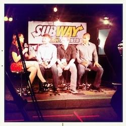 Subway - Fresh Artists SXSW