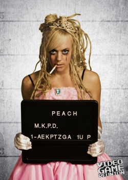 VGR - peach mugshot