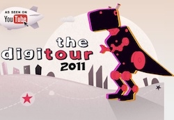 the digitour 2011