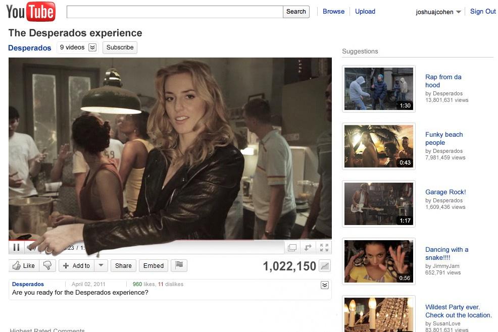 desperados-experience-youtube-interactive-ad