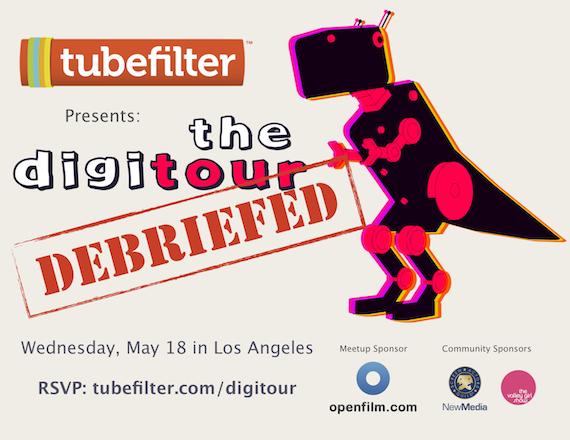 Digitour Debriefed