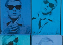 Watch Andy Warhol 39 S Self Portrait Sell For 34 Million