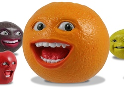 annoying orange toys pear - photo #21
