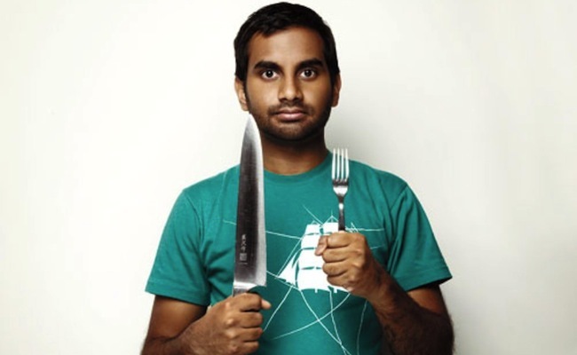 Aziz Ansar Dangerously Delicious