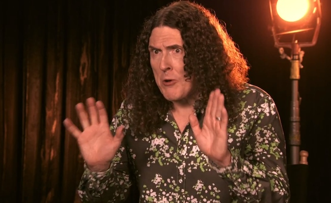 Weird Al on Nerdist