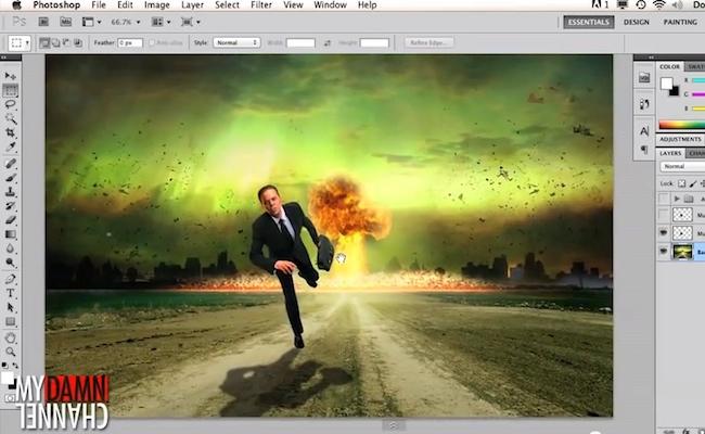 suck at photoshop tutorials You