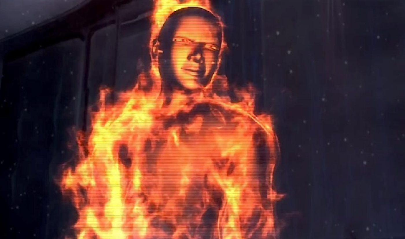 Elijah Wood Makes His Machinima Debut in Season 10 of 'Red vs. Blue'