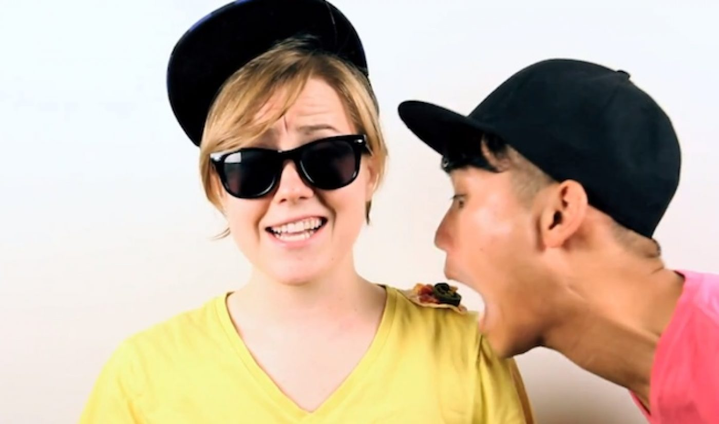 The Collective Signs YouTuber Hannah Hart of 'My Drunk Kitchen'