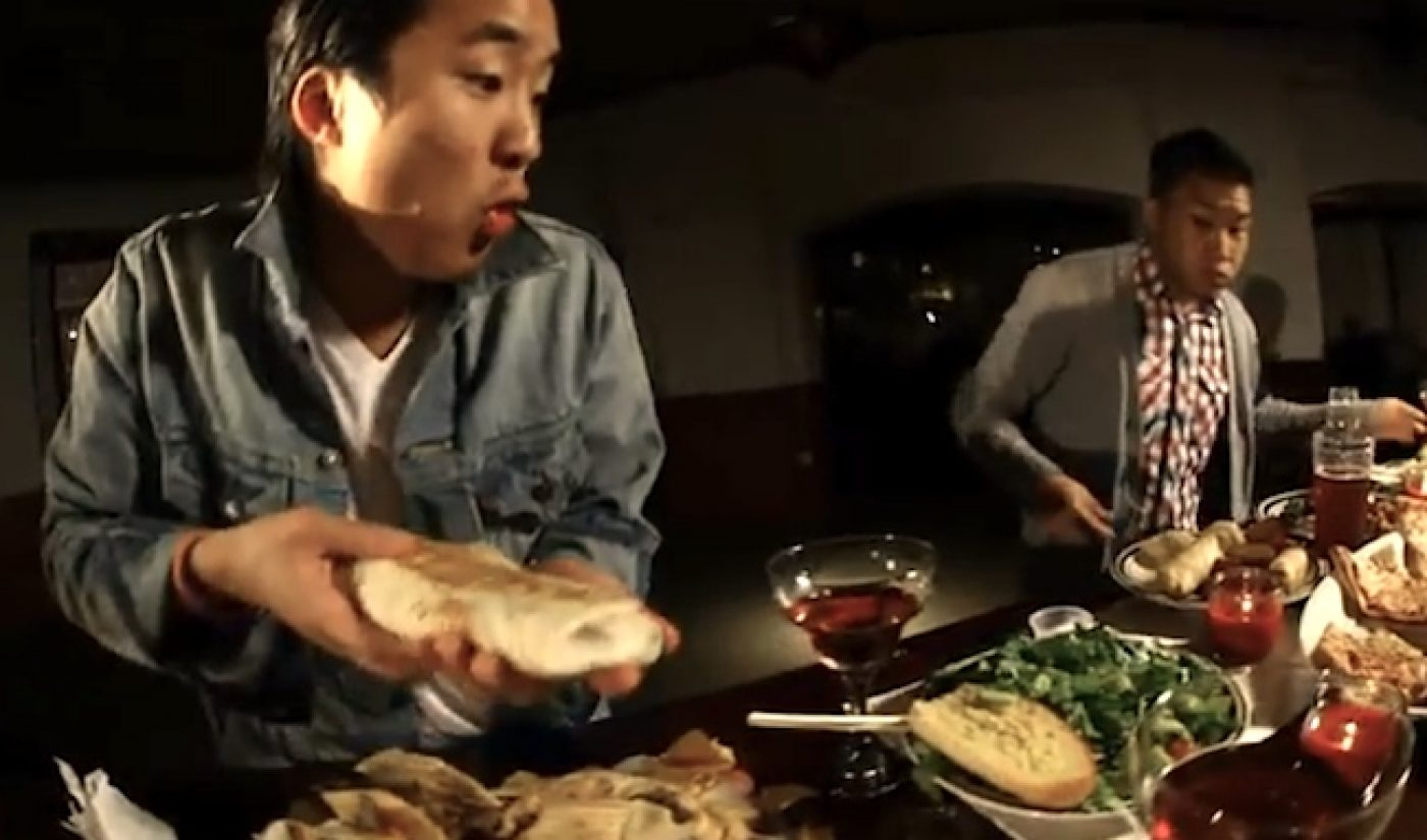 Electus Builds a YouTube Channel with Celebrity Chefs and Online Video Stars
