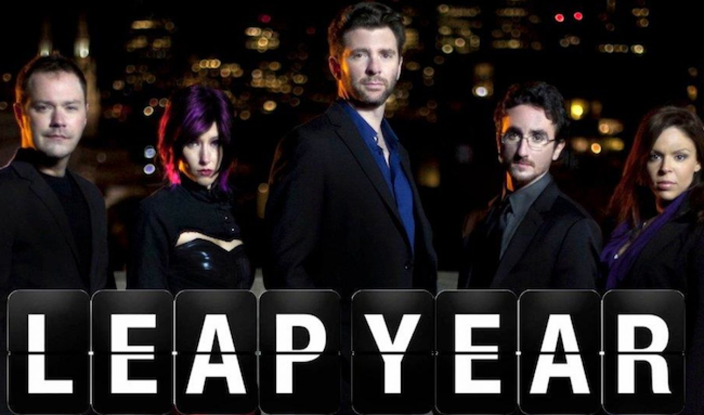 'Leap Year' Season 2 Trailer Drops at Mashable Connect