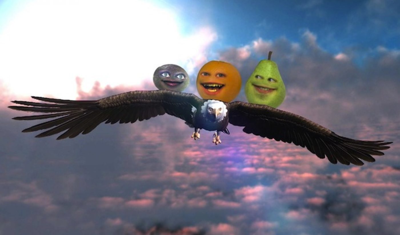 'Annoying Orange' Gets its Television Premiere on Cartoon Network